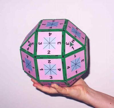 Cuboctaedro rômbico